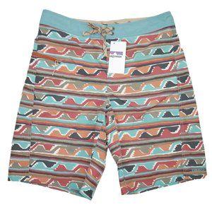 "Patagonia Men's Wavefarer 19"" Board Shorts Nylon"